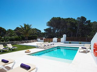 5 bedroom Villa in Cala Morell, Balearic Islands, Spain : ref 5604716