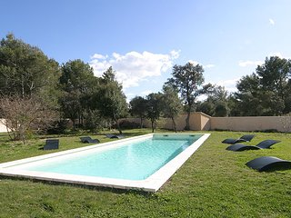 5 bedroom Villa in Saint-Didier, Provence-Alpes-Cote d'Azur, France : ref 560478