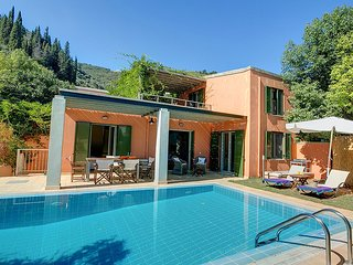 4 bedroom Villa in Kalami, Ionian Islands, Greece : ref 5604807