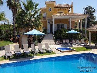 6 bedroom Villa in Escanxinhas, Faro, Portugal : ref 5491693