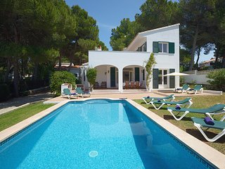 4 bedroom Villa in Son Parc, Balearic Islands, Spain : ref 5604705