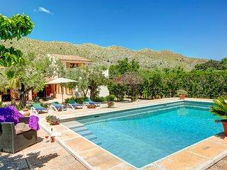 2 bedroom Villa in Cala San Vicente, Balearic Islands, Spain : ref 5604656