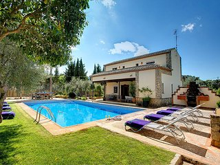 4 bedroom Villa in Arriate, Andalusia, Spain : ref 5604467