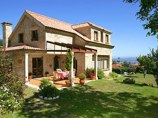 4 bedroom Villa in Baiona, Galicia, Spain : ref 5604613