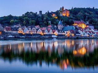 Natur, Ruhe & Neckarblick vor den Toren Heidelbergs