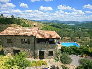 1 bedroom Villa in Motovun, Istria, Croatia : ref 5604762