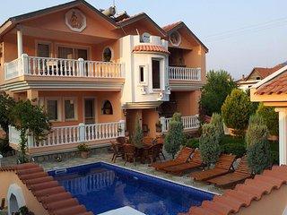 5 bedroom Villa in Dalyan, Muğla, Turkey : ref 5491678