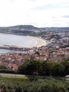 Views from Scarborough Castle