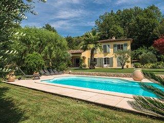 4 bedroom Villa in Saint-Paul-de-Vence, Provence-Alpes-Côte d'Azur, France : ref