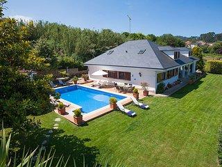 8 bedroom Villa in Seixo, Galicia, Spain : ref 5604617