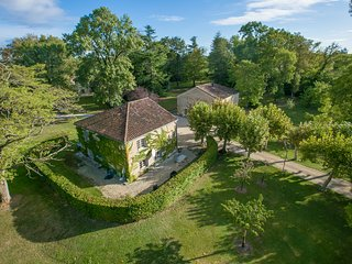 7 bedroom Villa in Larroque-sur-l'Osse, Occitania, France : ref 5604584