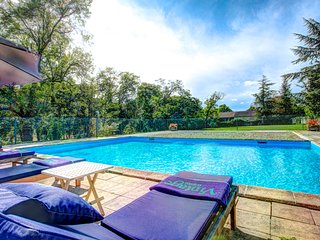 7 bedroom Villa in Larroque-sur-l'Osse, Occitania, France - 5604584