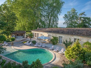 5 bedroom Villa in Agnac, Nouvelle-Aquitaine, France : ref 5604561