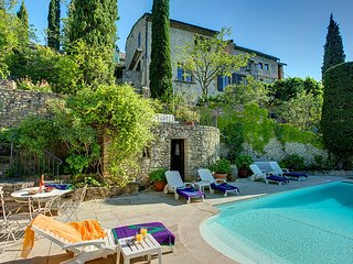 4 bedroom Villa in Vaison-la-Romaine, Provence-Alpes-Côte d'Azur, France : ref 5