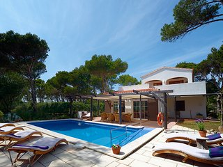 5 bedroom Villa in Cala Morell, Balearic Islands, Spain : ref 5604706