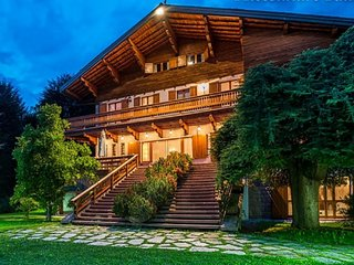7 bedroom Villa in Concenedo, Lombardy, Italy : ref 5491360