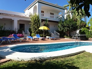 3 bedroom Villa in Nerja, Andalusia, Spain : ref 5557161