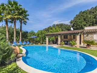 3 bedroom Villa in Pollença, Balearic Islands, Spain : ref 5604643
