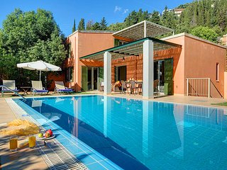 4 bedroom Villa in Kalami, Ionian Islands, Greece : ref 5604809