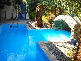 5 bedroom Villa in Trizonia, Central Greece, Greece : ref 5491517