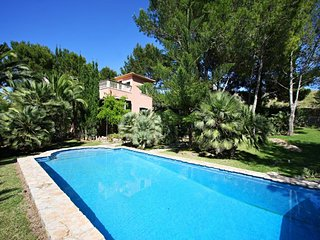5 bedroom Villa in Pina, Balearic Islands, Spain : ref 5490903