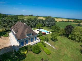 6 bedroom Villa in Fources, Occitania, France : ref 5604585