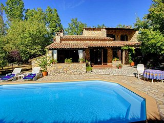 4 bedroom Villa in Saint-Cezaire-sur-Siagne, Provence-Alpes-Cote d'Azur, France