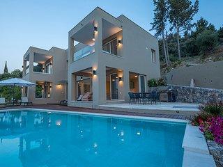 4 bedroom Villa in Boukaris, Ionian Islands, Greece - 5604814