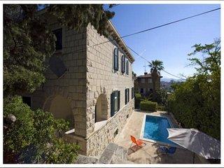 4 bedroom Villa in Split, Splitsko-Dalmatinska Županija, Croatia : ref 5491658