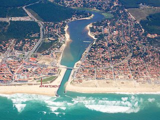 Meublé de tourisme 3 étoiles face à l'océan