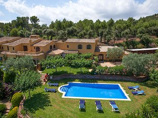 8 bedroom Villa in Regencos, Catalonia, Spain : ref 5604528