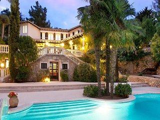 7 bedroom Villa in Campanet, Balearic Islands, Spain : ref 5490920
