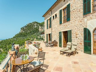 6 bedroom Villa in Llucalcari, Balearic Islands, Spain : ref 5490956