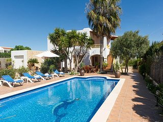 4 bedroom Villa in Colònia de Sant Jordi, Balearic Islands, Spain : ref 5491649