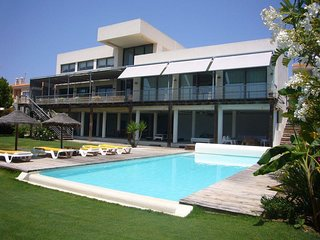 8 bedroom Villa in Faro El Picacho de la Barra, Andalusia, Spain : ref 5491453