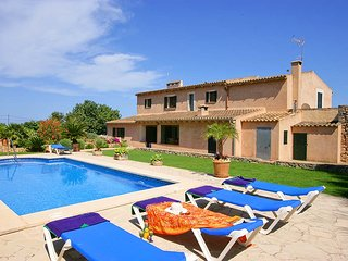 4 bedroom Villa in s'Horta, Balearic Islands, Spain : ref 5604696