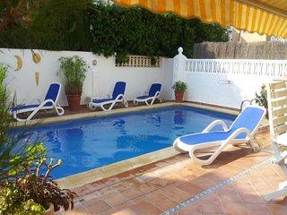 4 bedroom Villa in Puerto de Gandía, Valencia, Spain : ref 5491382