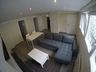 Apartamento de 2 habitaciones en A Coruña. Zona Corte Inglés.