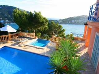 5 bedroom Villa in Port d'Andratx, Balearic Islands, Spain : ref 5490994