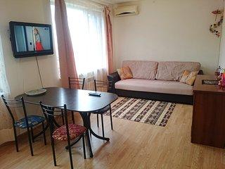 2-bedroom apartment central District Sochi Fadeeva 30