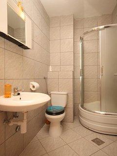 Bathroom, Surface: 4 m²