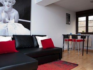 Apartamento tranquilo y acogedor super centrico