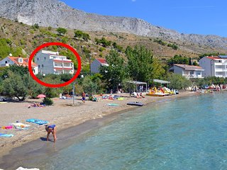 One bedroom apartment Duce (Omis) (A-8378-b)