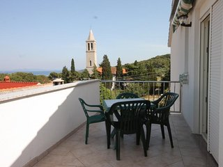 Bozava Apartment Sleeps 2 with Air Con - 5467904