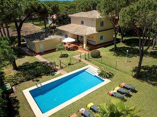 5 bedroom Villa in Roche, Andalusia, Spain : ref 5604502