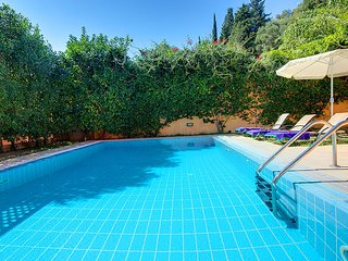 3 bedroom Villa in Kalami, Ionian Islands, Greece : ref 5604810