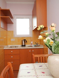 Kitchen, Surface: 2 m²