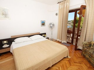 One bedroom apartment Lumbarda, Korcula (A-9183-b)