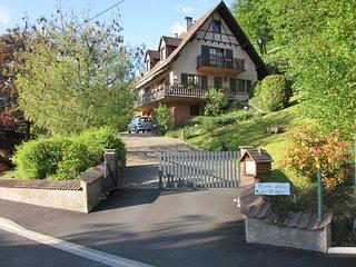 2 Chambres d'hôtes  ' Au Val Séjour'  en Alsace