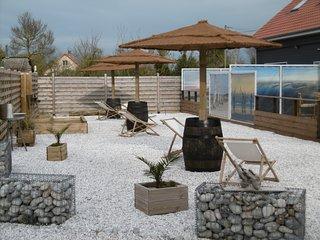 maison de vacances en 'Baie de Somme' Picardie Cayeux sur mer 'la mollière'